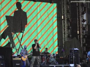 Бумбокс на фестивале ПРОСТО РОК 2012