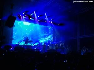 Фото группы Linkin Park на ПРОСТОРО РОК 2012
