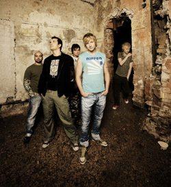 финская рок-группа Sunrise Avenue