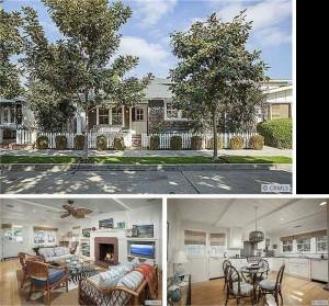 Лидер Green Day Билли Джо Армстронг продает свой дом в Калифорнии
