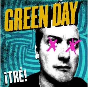 Новый альбом Green Day ?Tre! уже можно послушать онлайн