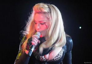 Мадонна допрыгалась в Колумбии
