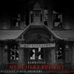 """Новое видео Rammstein """"Mein Herz brennt"""" (explicit version) смотреть online"""