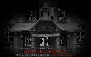 "Ново видео Rammstein ""Mein Herz brennt"" (explicit version) смотреть online"
