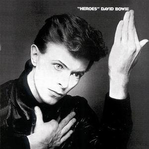 """Обложка альбома Дэвида Боуи """"Heroes"""" (1977)"""