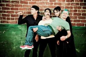 Red Hot Chili Peppers будут хедлайнерами фестиваля Coachella 2013