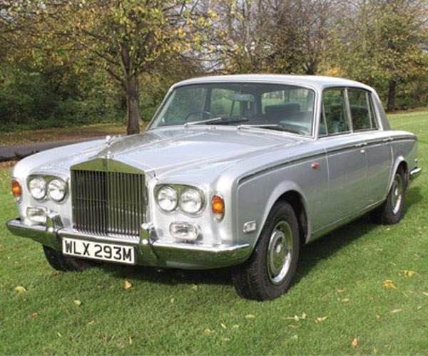 Rolls Royce легендарного Фредди Меркьюри