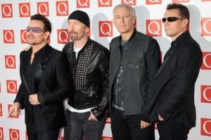 Рокеры U2 работают над новым студийным альбомом