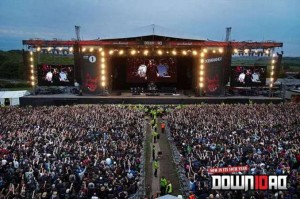 Limp Bizkit будут играть на Download Festival 2013