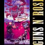 Guns N' Roses готовят 3D фильм с концерта в Лас Вегасе