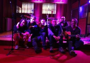 Группа Океан Эльзы записывает новый альбом в Брюсселле вместе с Кеном Нельсоном (Ken Nelson)