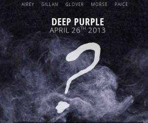Тизер нового альбома группы Deep Purple