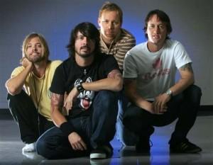 Foo Fighters начинают работать над новым альбомом