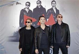 """Группа Depeche Mode """"Мы не знаем будем ли мы делать еще записи"""""""