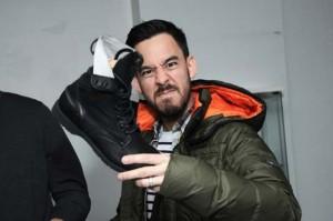 Группа Linkin Park будет выпускать свою фирменную обувь