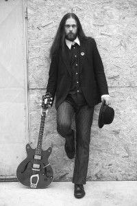 Гитарист из Сербии Владимир Опсеница