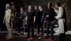 """Новый клип Deep Purple - """"Vincent Price"""" - смотреть online"""