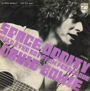 Space Oddity Дэвида Боуи прозвучала в космосе