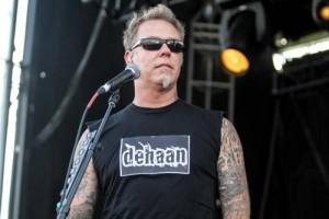 Metallica исполнила свой дебютный альбом на фестивале Orion Music + More как Dehaan
