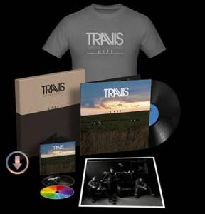 """Новый альбом Travis """"Where You Stand"""" - треклист, предварительный заказ"""