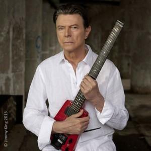 "Премьера клипа ""Valentine's Day"" David Bowie смотреть online"