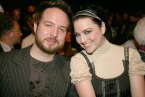 Солистка группы Evanescence  Эми Ли ждет первенца