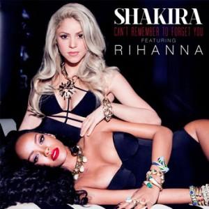 Шакира и Рианна показали нарезку своего нового клипа