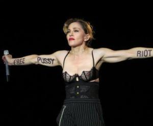Мадонна пригласила Pussy Riot выступить на концерте в Нью-Йорке