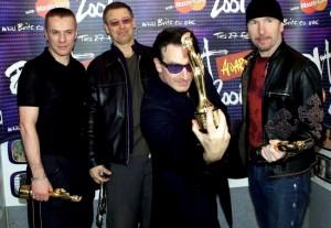 Новый сингл U2 «Invisible» собрал более 3 млн. долларов!
