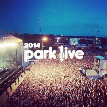 «Park Live» состоится и в Москве, и в Киеве!