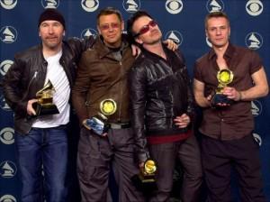 Ирландская рок-групп U2