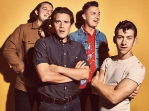 Arctic Monkeys получили пять наград NME!