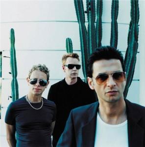 Depeche Mode отменила концерт в Киеве