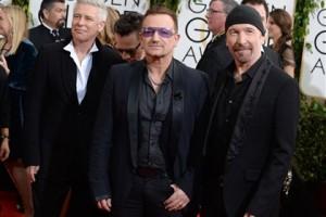 U2 выложили новую песню на iTunes