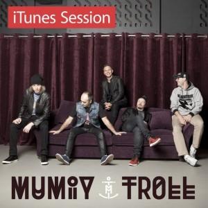 Мумий Тролль выпустил англоязычную «iTunes Session»