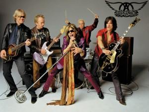 Легендарные Aerosmith опять на сцене Великобритании!