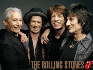The Rolling Stones продолжают свое мировое турне