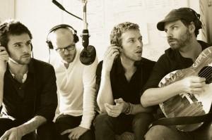 Coldplay сняли клип к песне «A Sky Full of Stars»