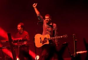 Сплин выступили в Воронеже в поддержку нового альбома