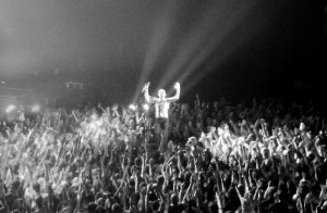 Группа Depeche Mode готовится к выпуску Depeche Mode Live In Berlin