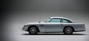 Автомобиль Пола Маккартни Aston Martin DB5 выставят на продажу