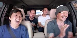 Linkin Park опубликовали видео с Carpool Karaoke с Честером